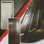 JBS-URBAN-1 - Pintu Besi Depan Rumah