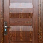 PINTU BAJA JBS PRIME - 90 - Pintu Rumah Minimalis 2 Pintu Besar Kecil