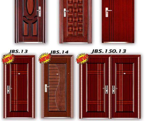 Model Pintu Depan Rumah Minimalis Terbaru Hotline 081 233 8888 61 Pintu Besi Minimalis Fortress