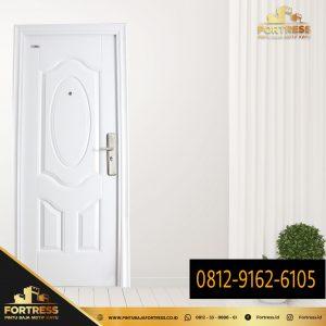 pintu besi modern